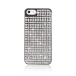 Bling My Thing Extravaganza for iPhone5 / 5S (Pure Silver)