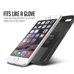 OBLIQ Slim Meta for iPhone6 (Satin Silver)