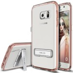 OBLIQ Naked Shield S for GALAXY S7 (Rose Gold)