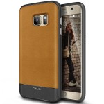 OBLIQ Premium Flex Pro for GALAXY S7 (Brown)