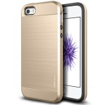 OBLIQ Slim Meta Pro for iPhone SE / 5s / 5 (Champagne Gold)