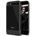 OBLIQ Dual Meta for iPhone7 (Jet Black)