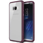 OBLIQ Naked Shield for Galaxy S8 (Plum Orchid)