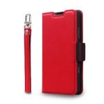Corallo NU for Xperia Ace II (Red+Black)