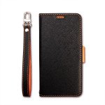 Corallo NU for Xperia XZ3 (Black+Orange)
