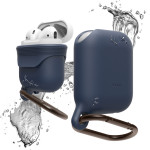 elago AirPods WaterProof Hang Case 2019 for AirPods (Jean Indigo)