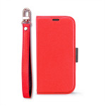 Corallo NU for らくらくスマートフォン me F-01L (Red+Black)