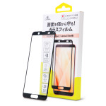 Corallo NU EDGE GLASS for AQUOS sense3 / sense3 lite (Clear)