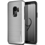 OBLIQ Slim Meta for GALAXY S9 (Satin Silver)