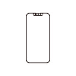 Corallo AG EDGE GLASS 2枚入り for iPhone13 mini (Black)