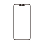 Corallo AG EDGE GLASS 2枚入り for iPhone13 Pro Max (Black)
