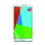 Acase view BL (2P) for GALAXY Note 4 (Clear)