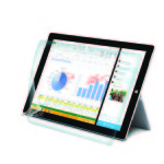 Acase view BL (2P) for Surface Pro 3 (Clear)