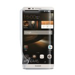 Acase view BL (1P) for Ascend Mate 7 (Clear)