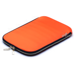 Acase Zipper Bag for 10inc タブレット (Orange)