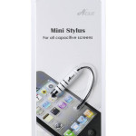 Acase Stylus Pen mini for SmartPhone/tablet (White)
