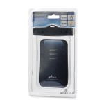 Acase Waterproof XL for 5inc スマートフォン (Clear)
