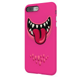 SwitchEasy Monsters for iPhone7 Plus (Pink)