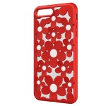 SwitchEasy Fleur for iPhone7 Plus (Red)