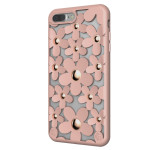 SwitchEasy Fleur for iPhone8 Plus/7 Plus (Rose Pink)
