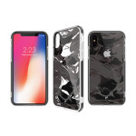 CaseStudi PRISMART for iPhoneX (Military Black)