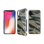CaseStudi PRISMART for iPhoneX (Military Tiger)