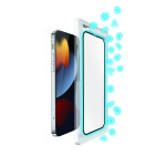 Torrii BODYGLASS Full Cover (Anti-bacterial Coating) for iPhone13 Pro / iPhone13 (Clear)