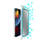 Torrii BODYGLASS Privacy (Anti-bacterial Coating) for iPhone13 Pro / iPhone13 (Clear)