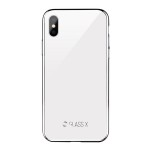SwitchEasy GLASS X 2018 for iPhoneXs Max (White)