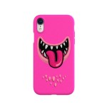 SwitchEasy Monsters for iPhoneXR (Pink)