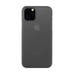 SwitchEasy 0.35 for iPhone11 Pro (Transparent Black)