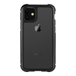 SwitchEasy GLASS REBEL for iPhone11 (Metal Black )