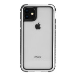 SwitchEasy GLASS REBEL for iPhone11 (Metal Silver)