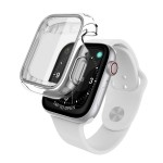 Raptic 360x for Apple Watch Series SE/6/5/4 44mm (Clear)
