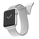 Raptic Mesh Band for Apple Watch 42/44mm (Sliver)