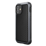 RAPTIC Lux for iPhone12 mini (Black Carbon)