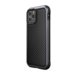 RAPTIC Lux for iPhone12 Pro / iPhone12 (Black Carbon)