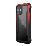 RAPTIC Shield for iPhone12 mini (Black/Red Gradient)