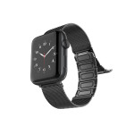 Raptic Classic Band Plus for Apple Watch 42/44mm (Black)