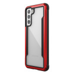 Raptic Shield for Galaxy S21 (Red)
