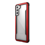 Raptic Shield for Galaxy S21+ (Red)