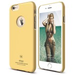 elago S6 SLIM FIT for iPhone6/6s (Creamy Yellow)