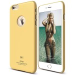 elago S6P SLIM FIT for iPhone6 Plus/6s Plus (Creamy Yellow)