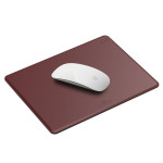 elago LEATHER MOUSE PAD for MOUSE (Burgundy)