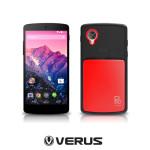 VERUS Damda for Nexus5 (クリムゾンレッド)