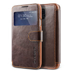 VERUS Dandy Layered View K leather for GALAXY S5 (ダークブラウン)