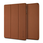 VERUS Saffiano K1 for GALAXY Tab S 10.5 (Brown)
