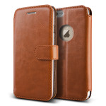 VERUS Dandy Diary Leather for iPhone6 (Brown)
