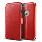 VERUS Dandy Diary Leather for iPhone6 (Red)