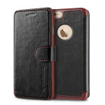 VERUS Dandy Layered Leather for iPhone6 Plus/6s Plus (Black)